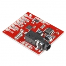 [로봇사이언스몰][Sparkfun][스파크펀] Si4707 Weather Band Receiver Breakout WRL-11129