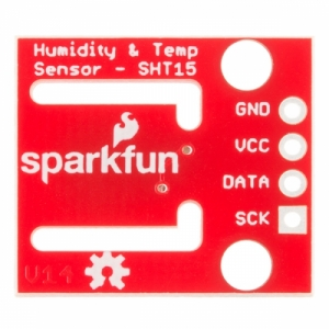 로봇사이언스몰[로봇사이언스몰][Sparkfun][스파크펀] SparkFun Humidity and Temperature Sensor Breakout - SHT15 sen-13683