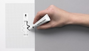 로봇사이언스몰[로봇사이언스몰][코딩키트][BareConductive] Electric Paint 10ml