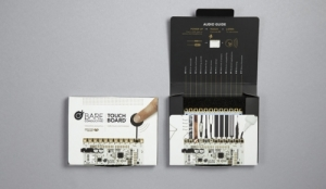 로봇사이언스몰[로봇사이언스몰][코딩키트][BareConductive] Touch Board
