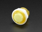 [로봇사이언스몰][Adafruit][에이다프루트] Mini LED Arcade Button - 24mm Translucent Yellow id:3431