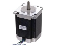 [로봇사이언스몰][Pololu][폴로루] Stepper Motor: Bipolar, 200 Steps/Rev, 57×76mm, 3.2V, 2.8 A/Phase #1478