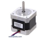 [로봇사이언스몰][Pololu][폴로루] Stepper Motor: Bipolar, 200 Steps/Rev, 42×38mm, 2.8V, 1.7 A/Phase #2267